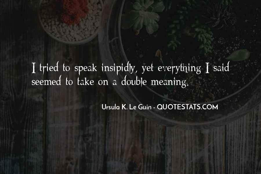 I Have Tried Everything Quotes #83427