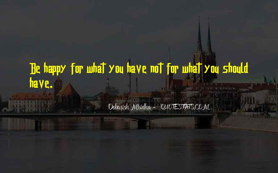 I Hope Your Happy Now Quotes #84611