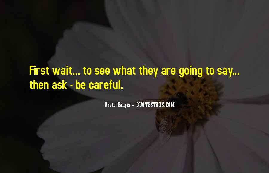 I Just Can't Wait To See You Quotes #79472