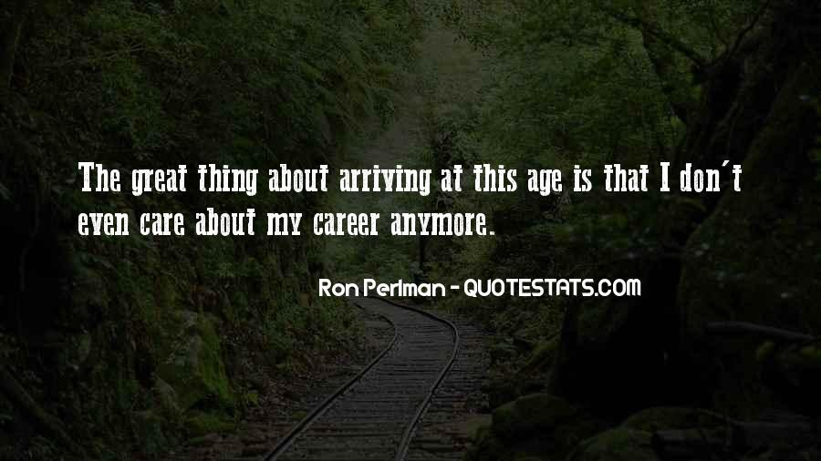 I Just Don't Care Anymore Quotes #1252456