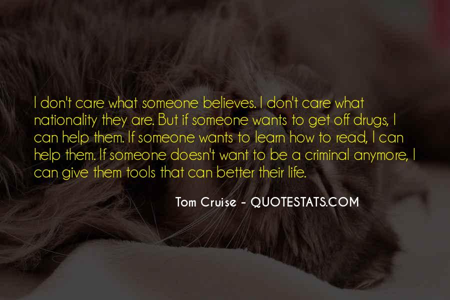 I Just Don't Care Anymore Quotes #811705