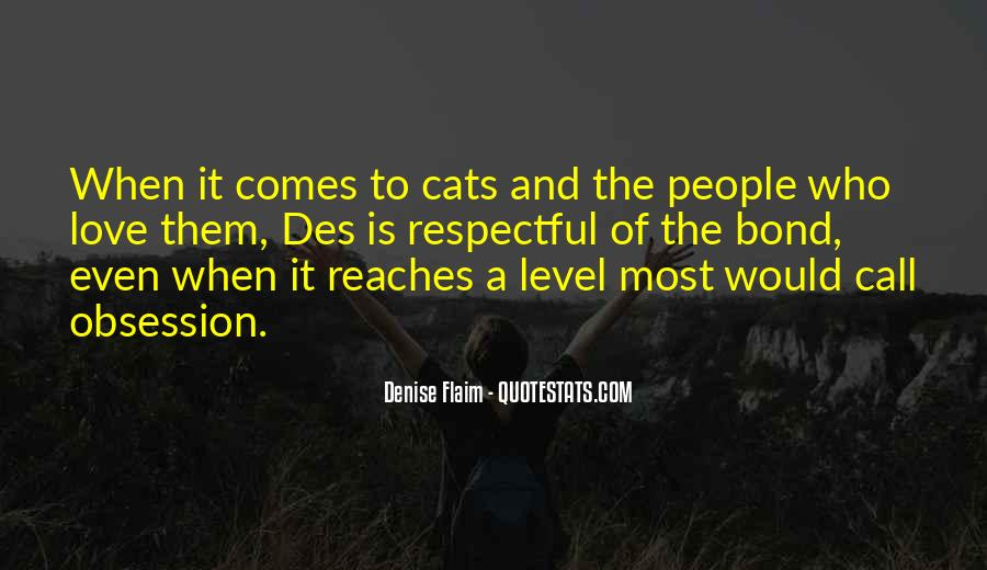 I Just Love Cats Quotes #370463