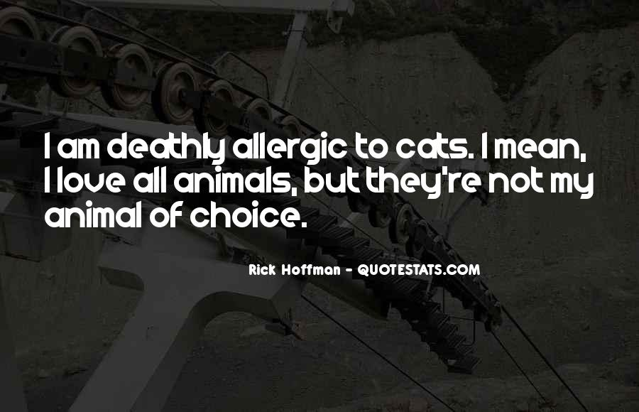 I Just Love Cats Quotes #548976