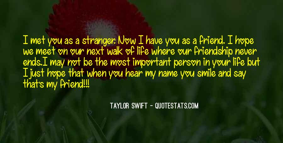 I Just Met You But Quotes #1714489