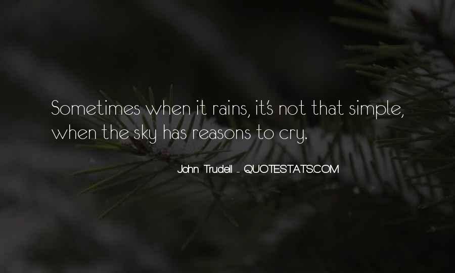 I Just Want To Cry Quotes #4826