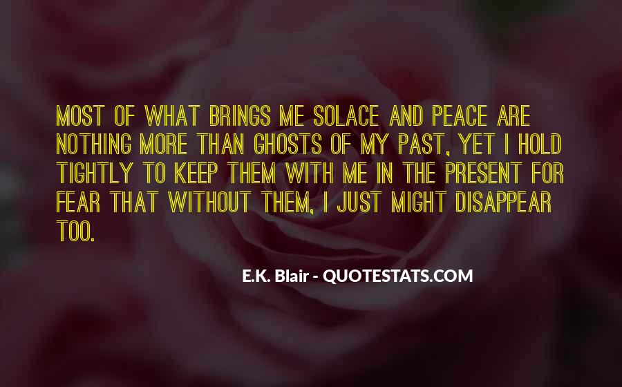 I Just Want To Disappear Quotes #41170