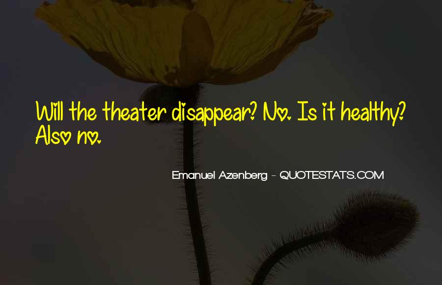 I Just Want To Disappear Quotes #43330