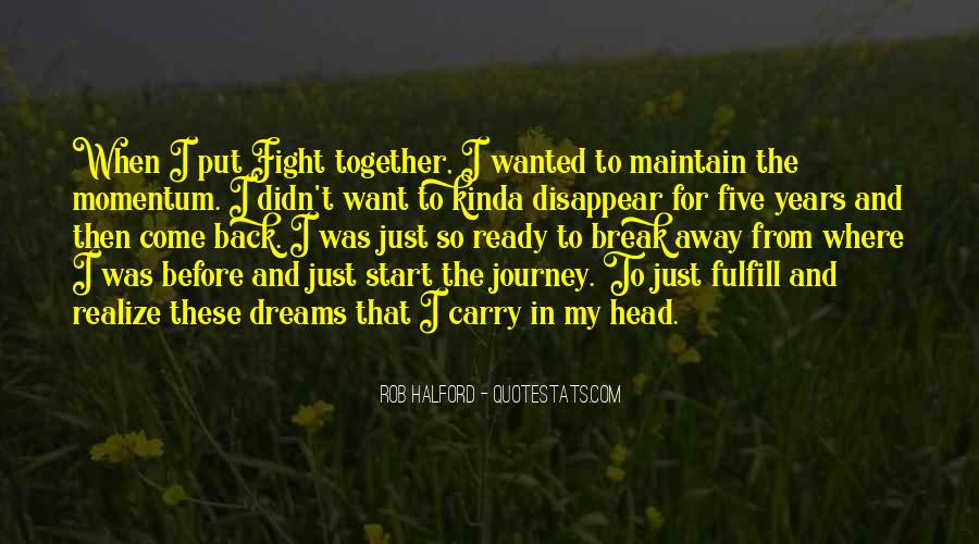 I Just Want To Disappear Quotes #817228