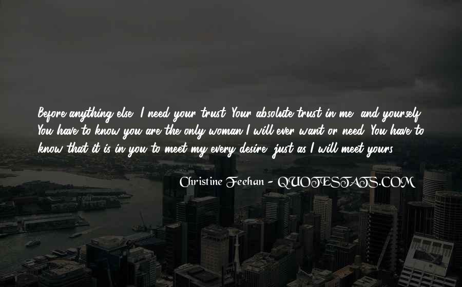 I Just Want To Meet You Quotes #140810