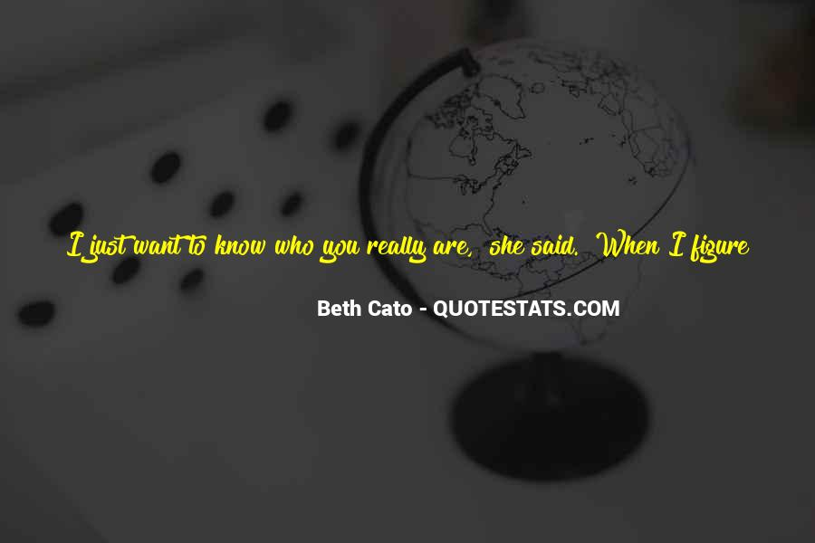 I Just Want To Meet You Quotes #153651