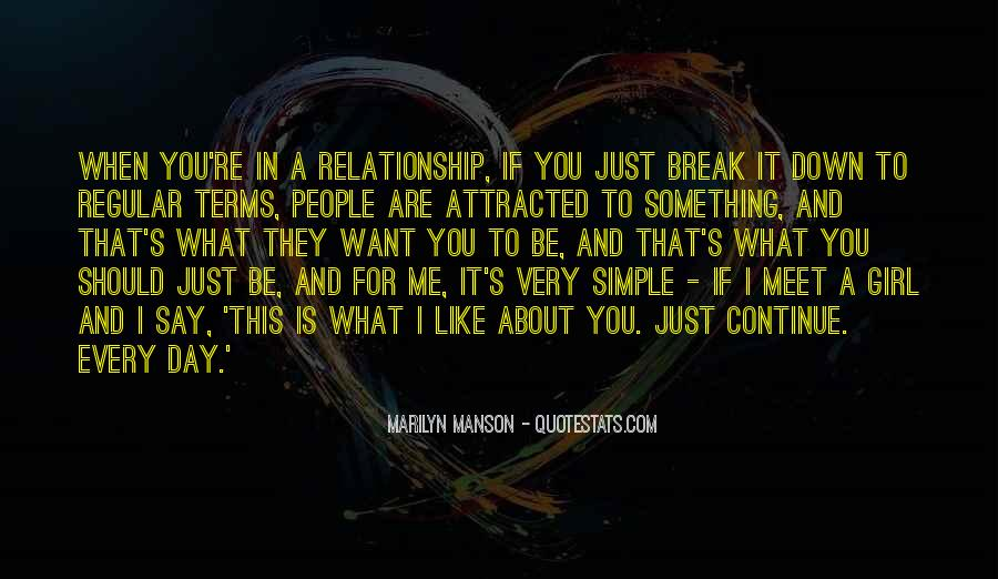 I Just Want To Meet You Quotes #913351