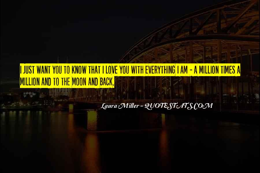 I Just Want You Forever Quotes #208315