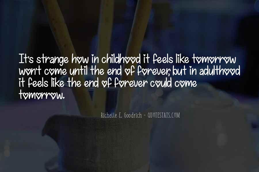 I Just Want You Forever Quotes #242
