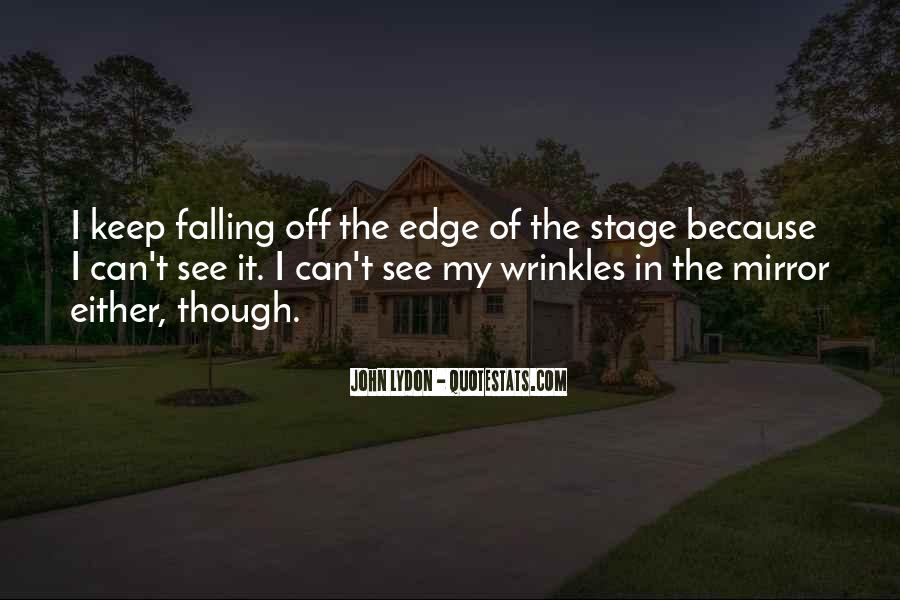 I Keep Falling Quotes #1284231
