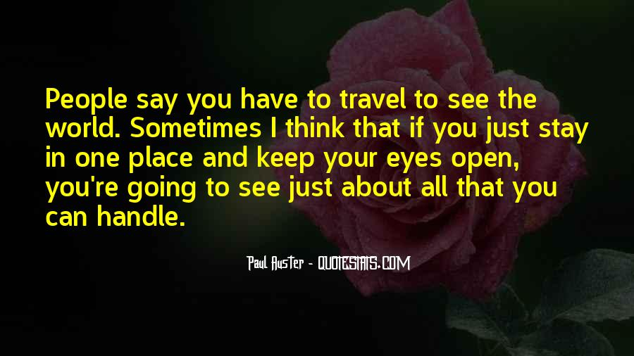 I Keep Thinking About You Quotes #1400103