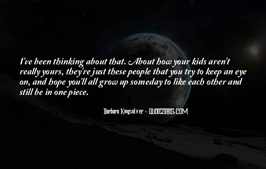 I Keep Thinking About You Quotes #887048