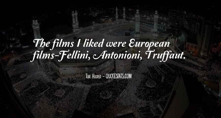 Quotes About Fellini Film #396948
