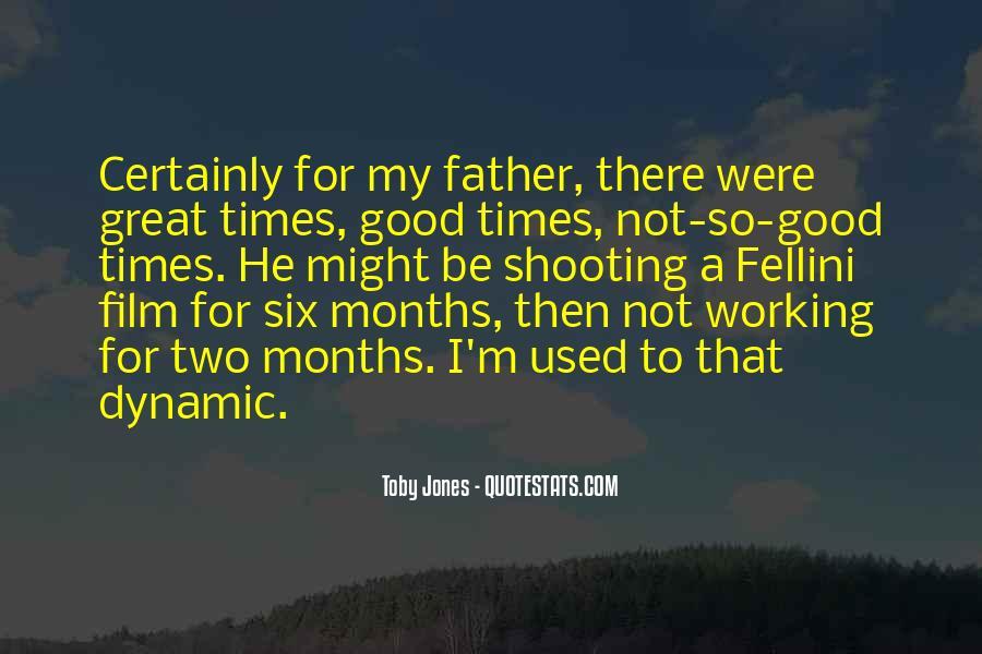 Quotes About Fellini Film #622577
