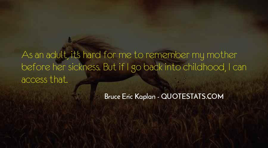 I Know It Gets Hard Sometimes Quotes #5850