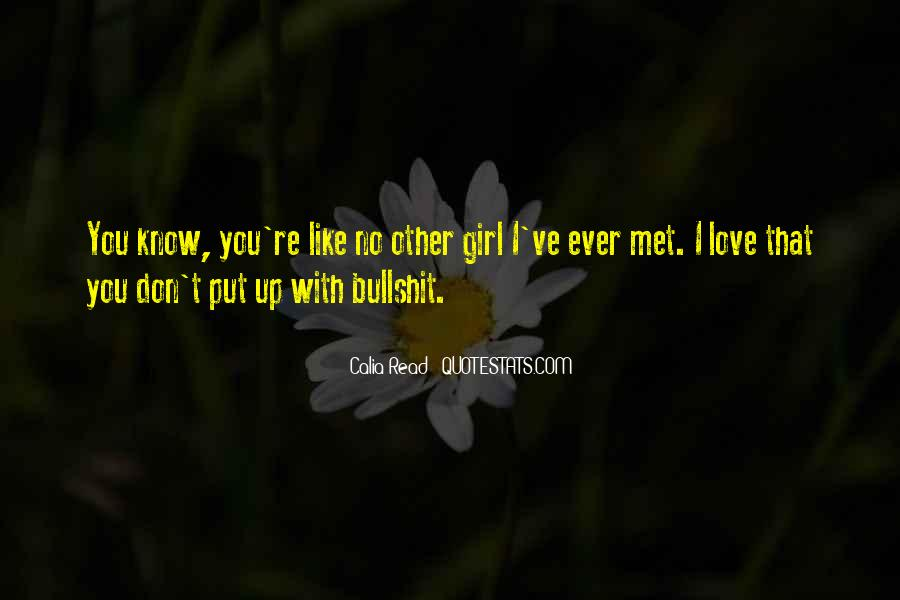 I Know We Just Met Quotes #33217