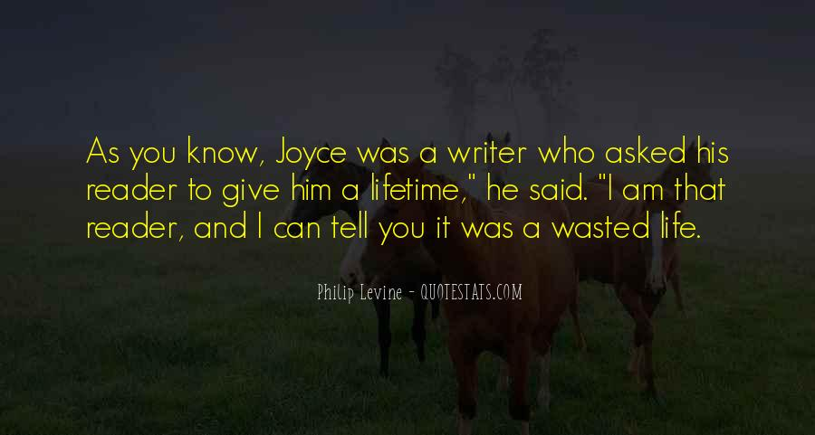 I Know Who Am I Quotes #117803