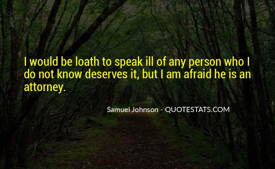 I Know Who Am I Quotes #173097