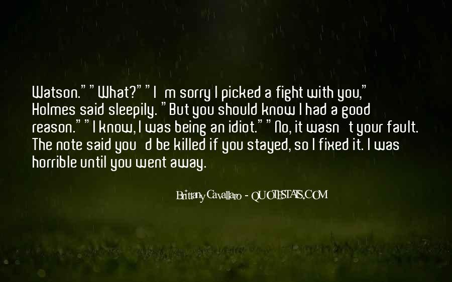 I Know Who Killed Me Quotes #101203