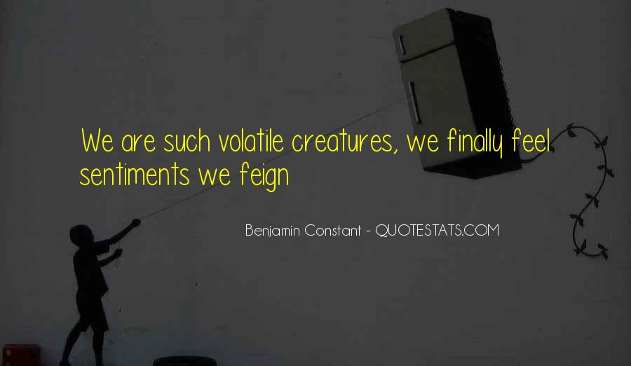 Quotes About Feign #1136260