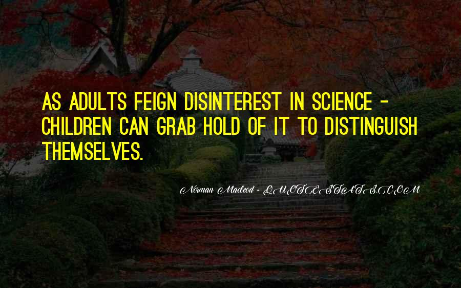 Quotes About Feign #1175516