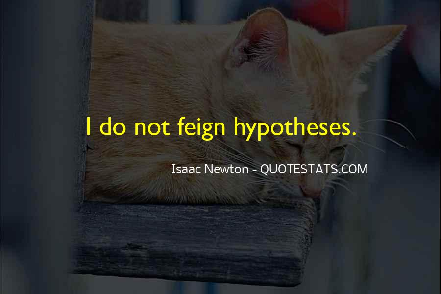 Quotes About Feign #1821978