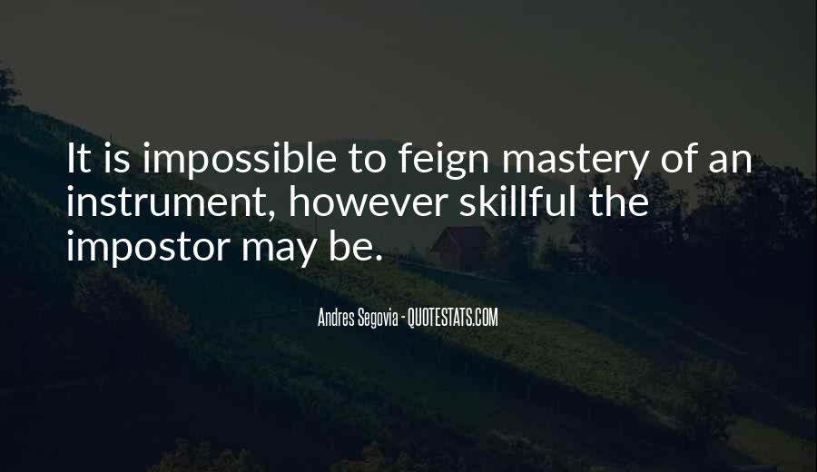 Quotes About Feign #249925
