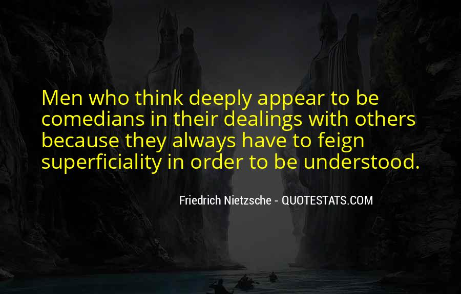 Quotes About Feign #651430