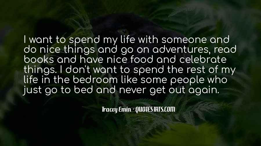 I Like Nice Things Quotes #1853409