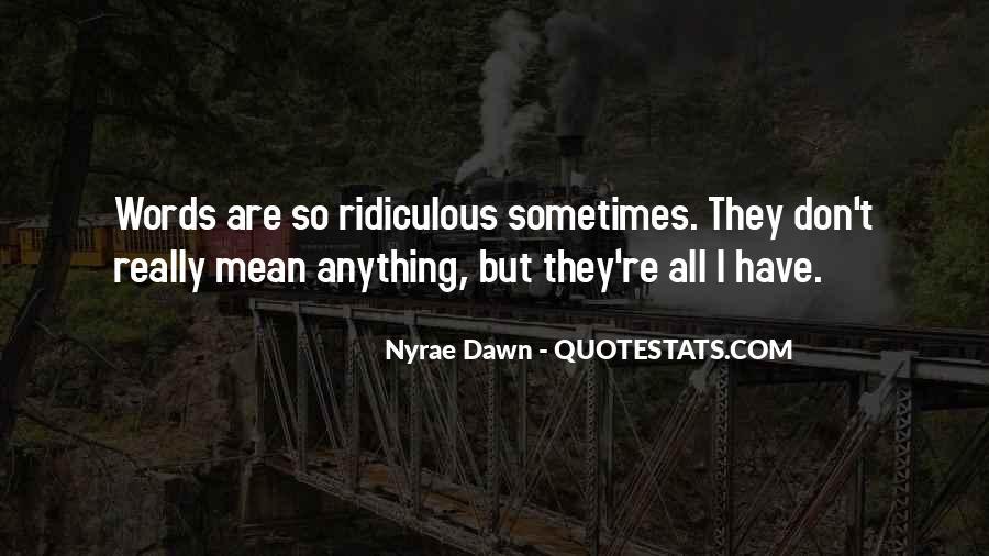 I Like Older Guys Quotes #1368495
