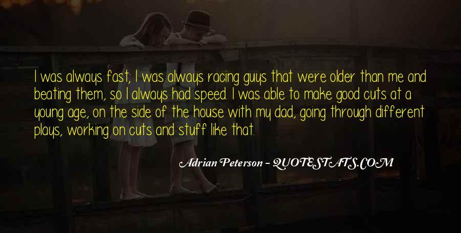 I Like Older Guys Quotes #1663738