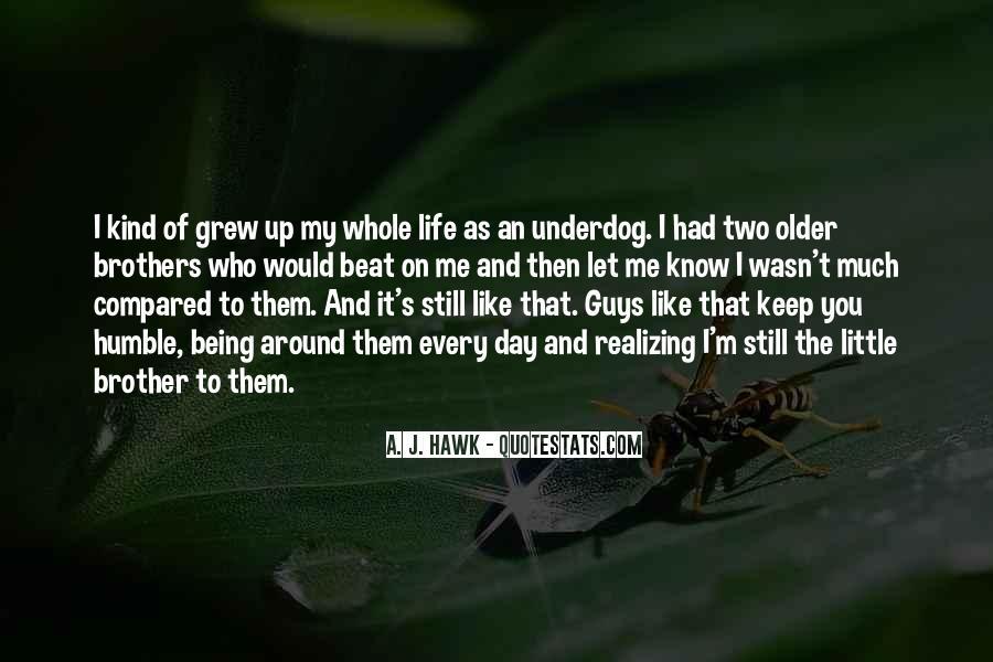 I Like Older Guys Quotes #4017