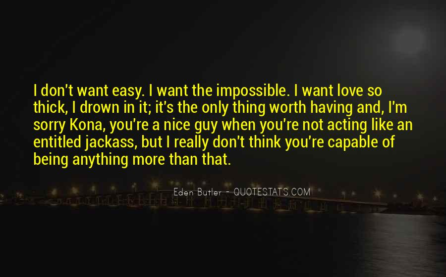 I Like You More Than Anything Quotes #105658