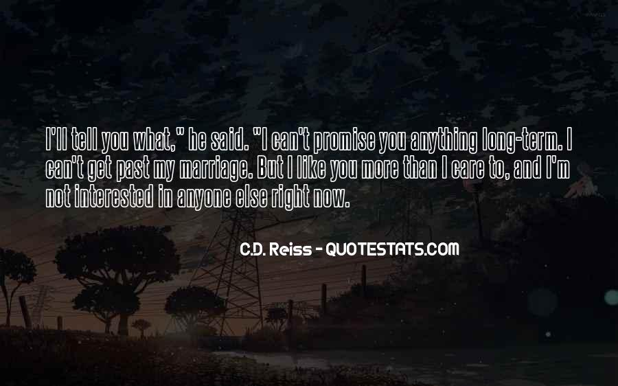 I Like You More Than Anything Quotes #1610165