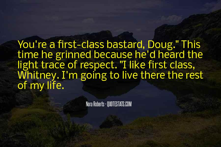 I Live Because Of You Quotes #568031