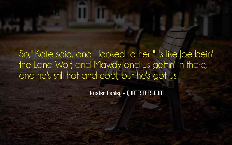 I Looked Quotes #31345