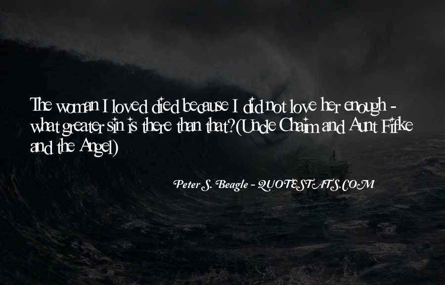 Top 21 I Love My Aunt And Uncle Quotes: Famous Quotes ...