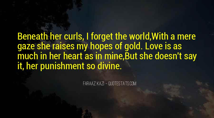 I Love My Curls Quotes #142176