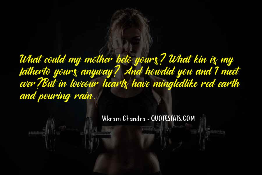 I Love My Father And Mother Quotes #1138609