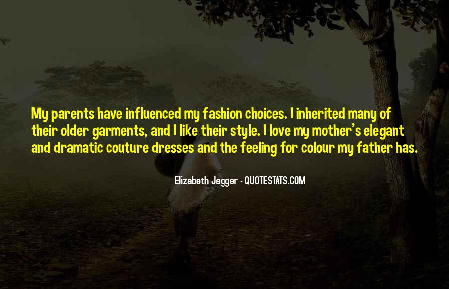 I Love My Father And Mother Quotes #1521337