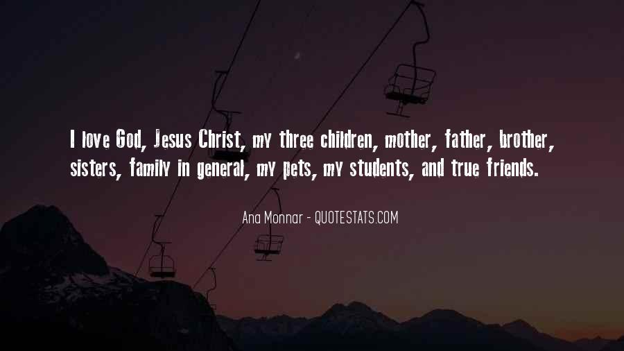 I Love My Father And Mother Quotes #1658858