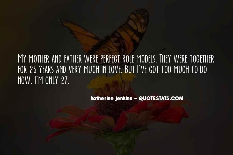 I Love My Father And Mother Quotes #1666098