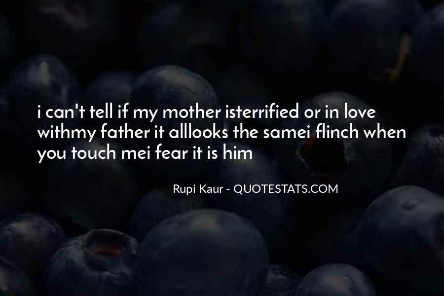 I Love My Father And Mother Quotes #1687094