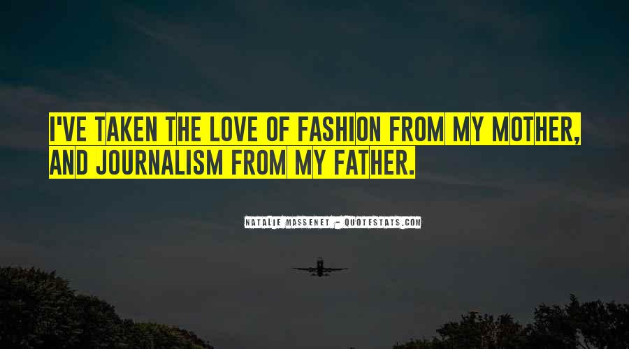 I Love My Father And Mother Quotes #805739
