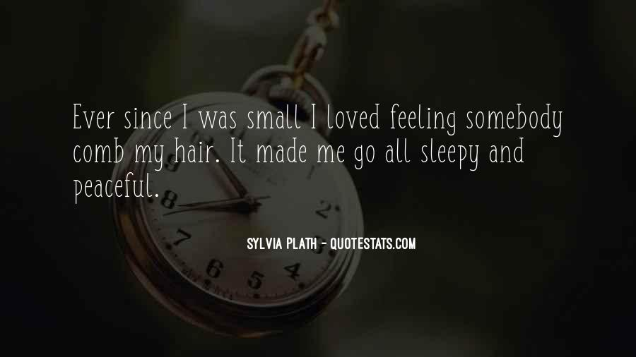 Quotes About Feeling Small #1091260