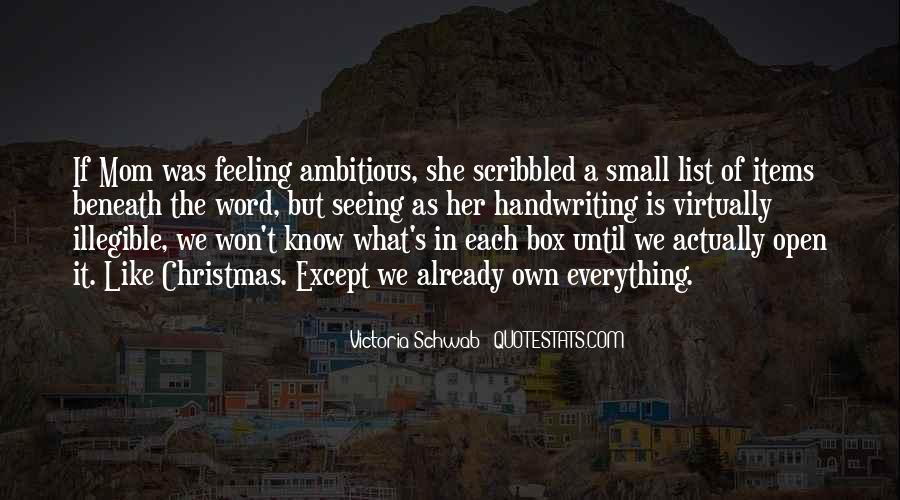 Quotes About Feeling Small #131528